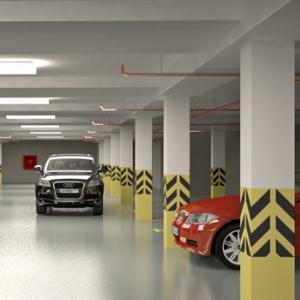Автостоянки, паркинги Вышнего Волочка