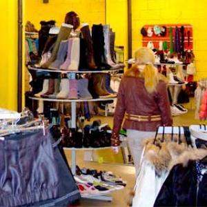 Магазины одежды и обуви Вышнего Волочка