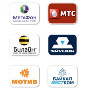 Операторы сотовой связи Вышнего Волочка