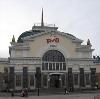 Железнодорожные вокзалы в Вышнем Волочке