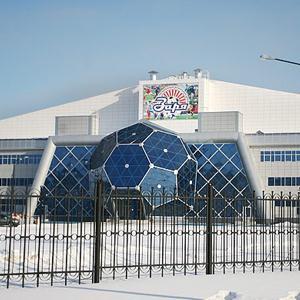 Спортивные комплексы Вышнего Волочка